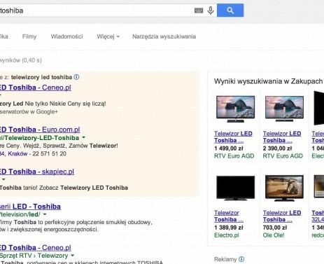 Kampanie Zakupowe Google czyli PLA na Sterydach