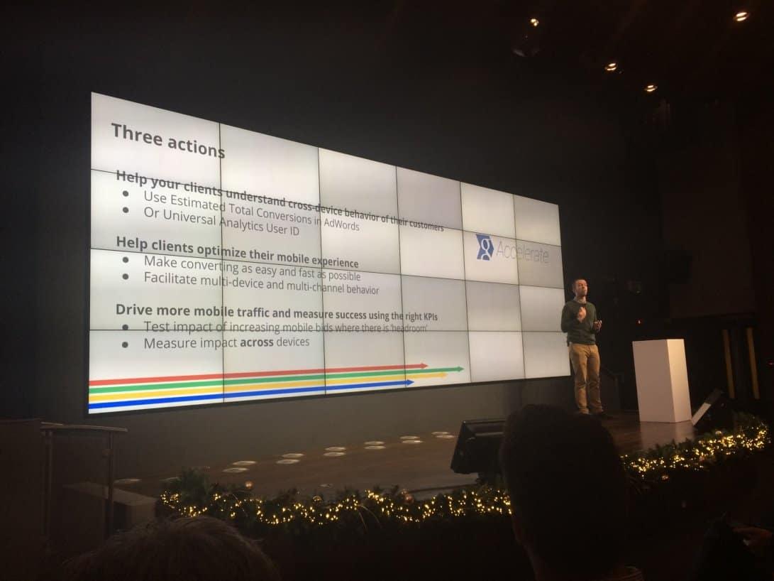 Google Accelerate 2014
