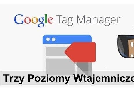 Google Tag Manager – Trzy Poziomy Wtajemniczenia