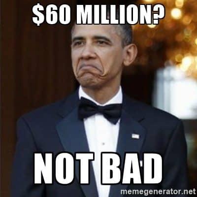Barack Obama - Not Bad