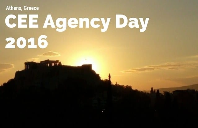 Cee Agency Day 2016