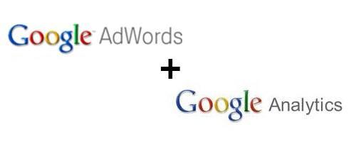 laczenie adwords i analytics